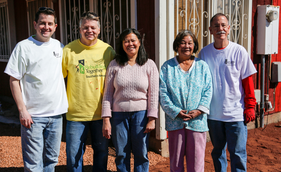 Community Service Day At Ire 2017 In Las Vegas