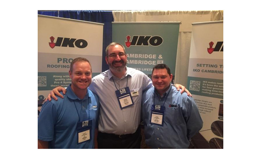 Chicago Roofing Contractors Association Trade Show