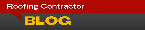Roofing Contractor Blog