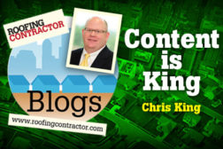 Content is King blog feature