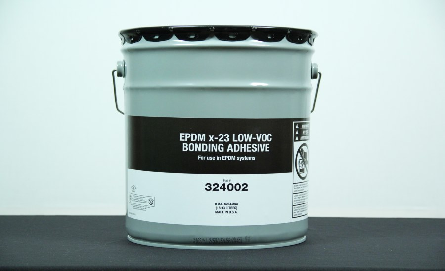 Epdm X 23 Low Voc Bonding Adhesive 2016 02 16 Roofing