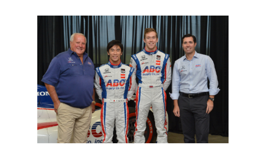 Abc Supply Racing Team To Sign Autographs At International