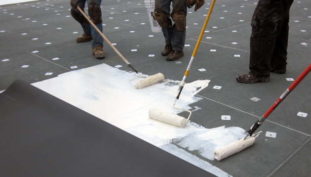 Pvc Membrane 2015 02 24 Roofing Contractor