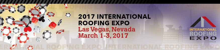 Roofing Contractor At Ire 2017 Las Vegas
