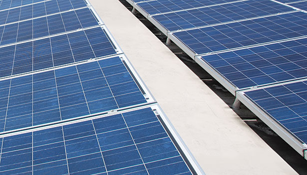 Solar Racking: Ballasted or Mechanically Attached?   2014-04
