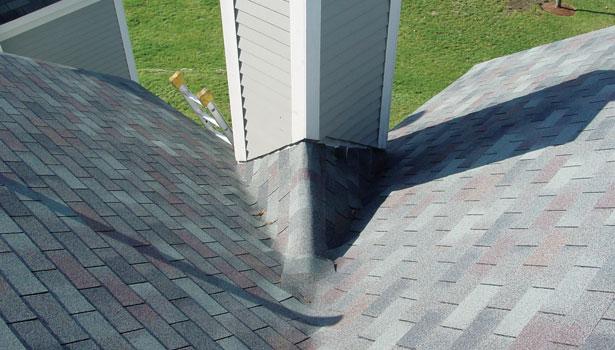 Waterproof Roofing Underlayment On Steep Slope Roofs