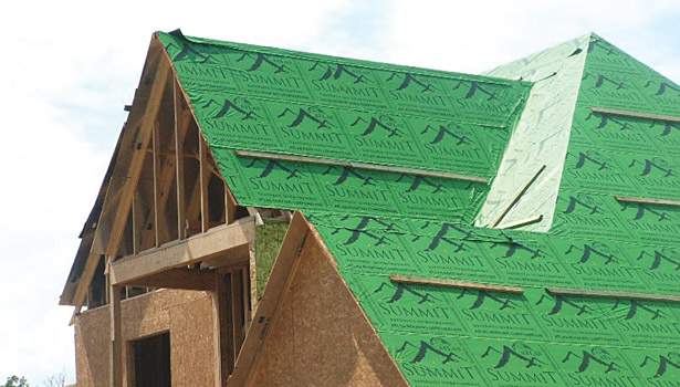 Synthetic Underlayment Proves Its Place In A Steep Slope
