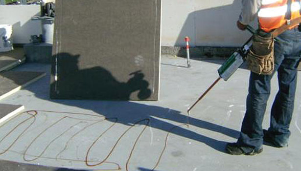 Millennium One Step Green Foamable Adhesive Contributed To
