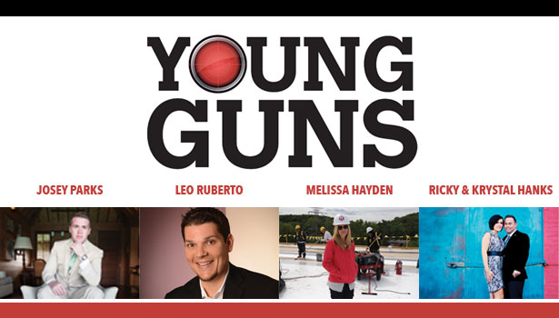 Young Guns Next Generation Leaders Are Driving Force