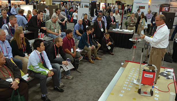 2014 International Roofing Expo Draws The Largest