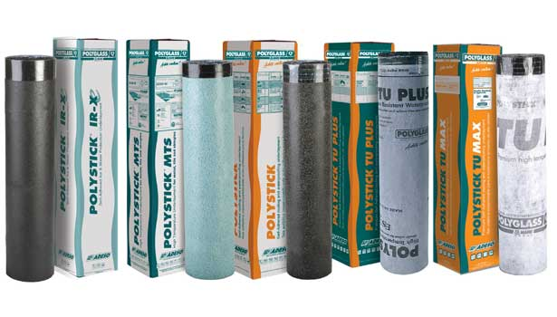 underlayment products