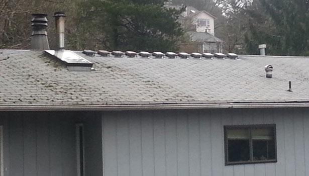 Best Roof Ridge Vent : Attic ventilation mistakes caught on camera