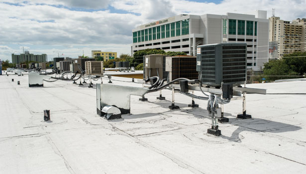 Increasing Energy Efficiency And Wind Resistance Of Roofs