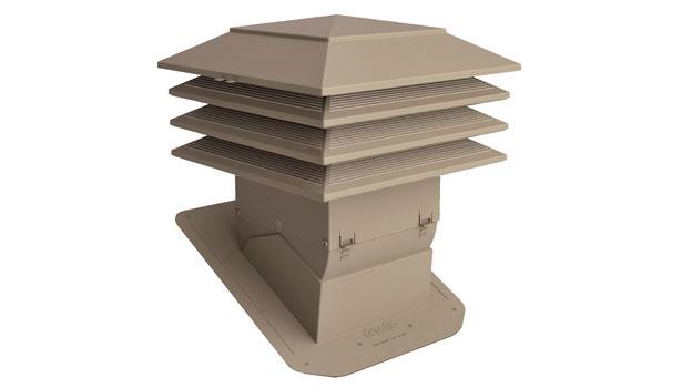 Big Roof Ventilator : Product focus ventilation roofing contractor