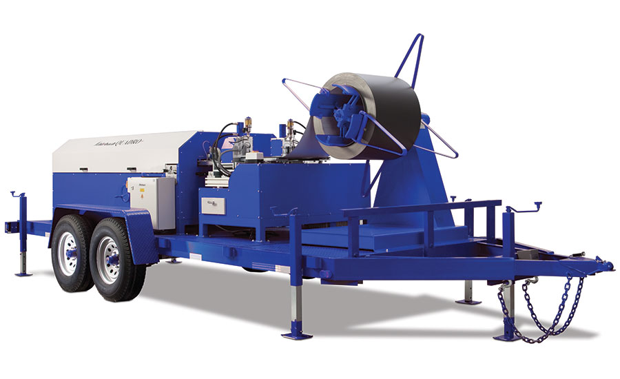 Product Focus Metal Fabricating Equipment 2015 10 06 Roofing Contractor