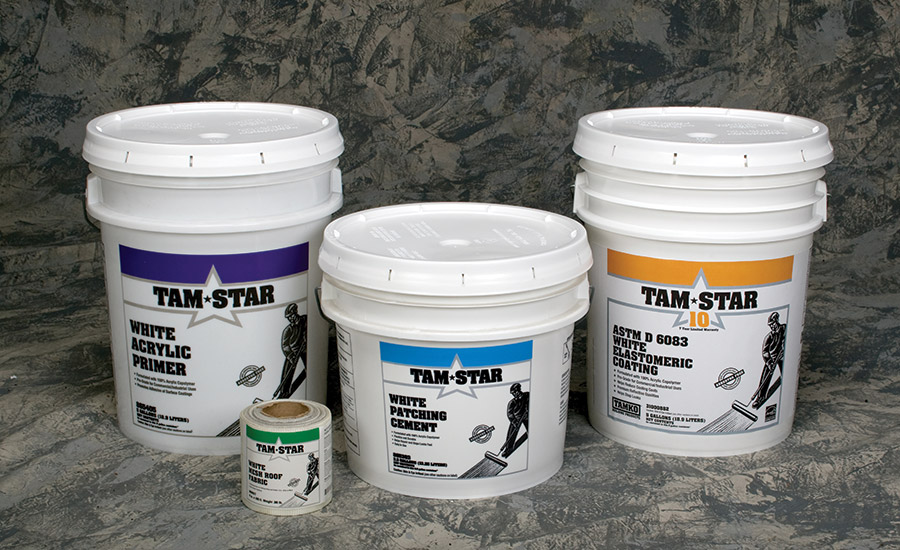 Product Focus Cool Roof Coatings 2015 09 02 Roofing