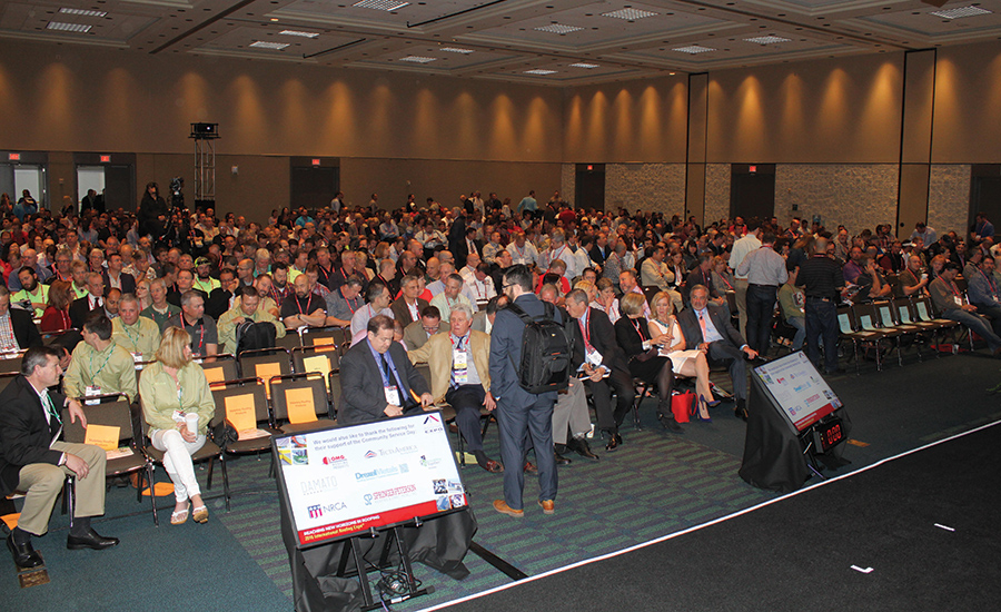 Ire 2016 Takes Over Orlando 2016 04 04 Roofing Contractor