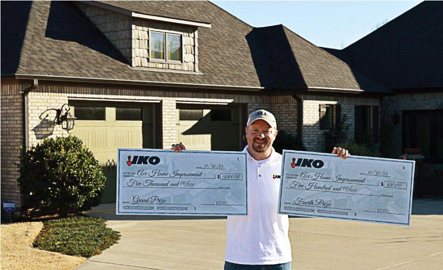 Iko Rewards Roofing Contractors In Dynasty Roof Photo