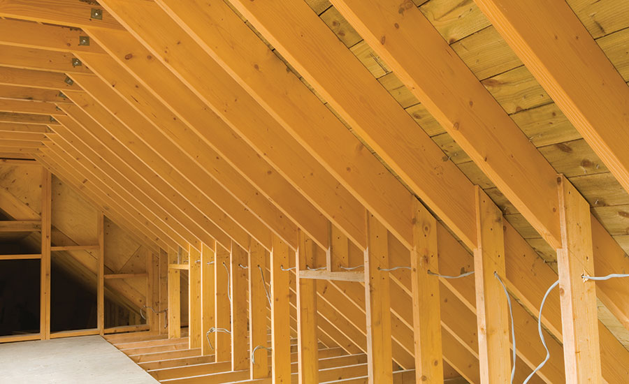 Gaf Study Explores Attic Health 2016 02 10 Roofing Contractor
