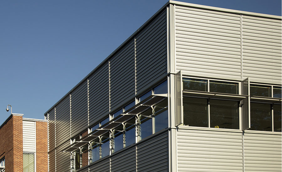 Pac-Clad Metal Panels