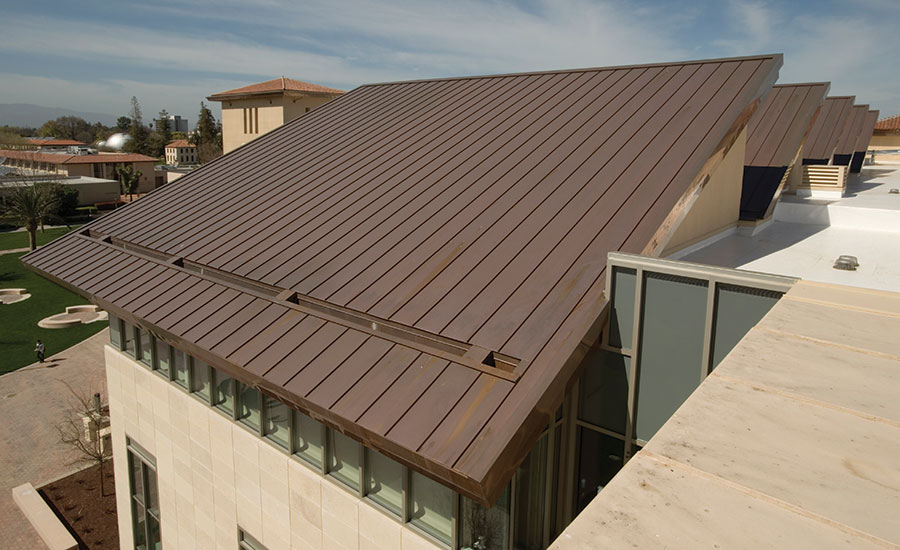 More than just a single ply 2016 01 04 roofing contractor for Sustainable roofing materials