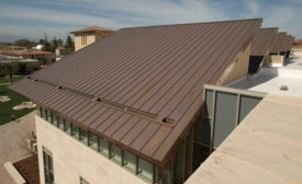 Sustainable roofing single ply