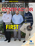 Roofing Contractor May 2016