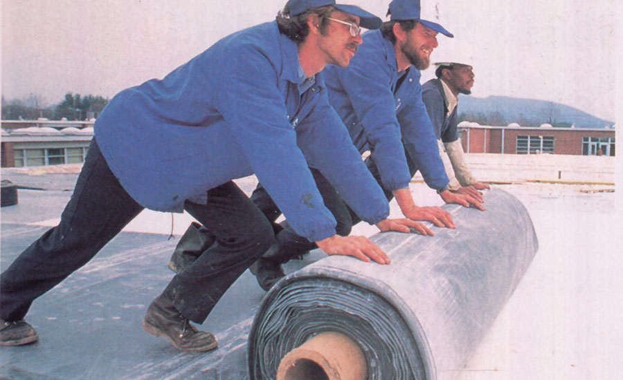 Exploring The History And Advantages Of Epdm Roofing