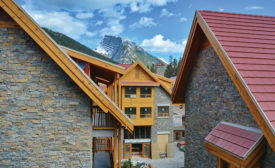 Banff Lodging Moose Hotel & Suites