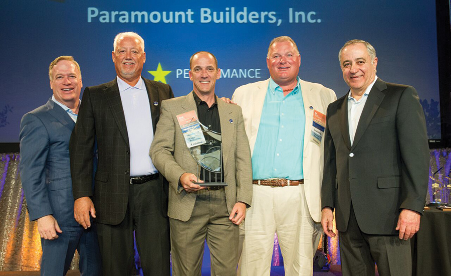 Paramount Builders, Inc.