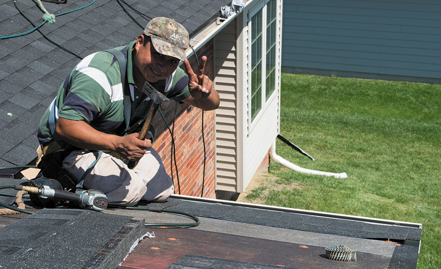 online reviews for roofing contractors