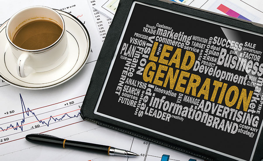 content lead generation
