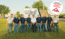 Contractor Profile McDowall Company