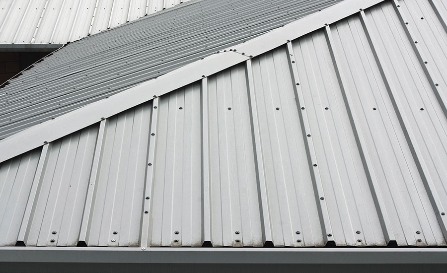 Sustainable metal roofing
