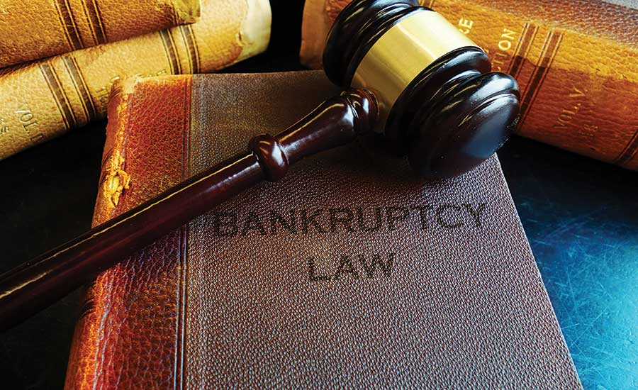 bankruptcy for roofing businesses