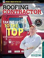 roofing contractor june 2017