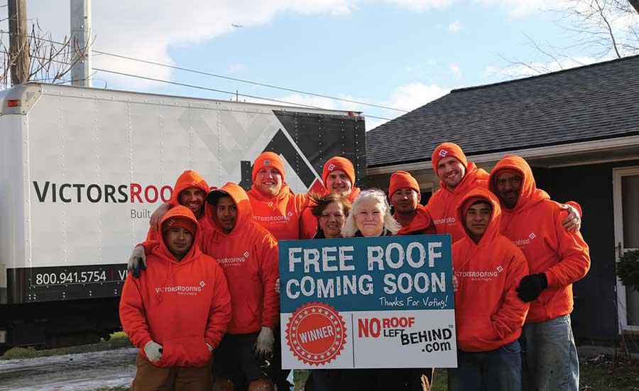 Victors Roofing