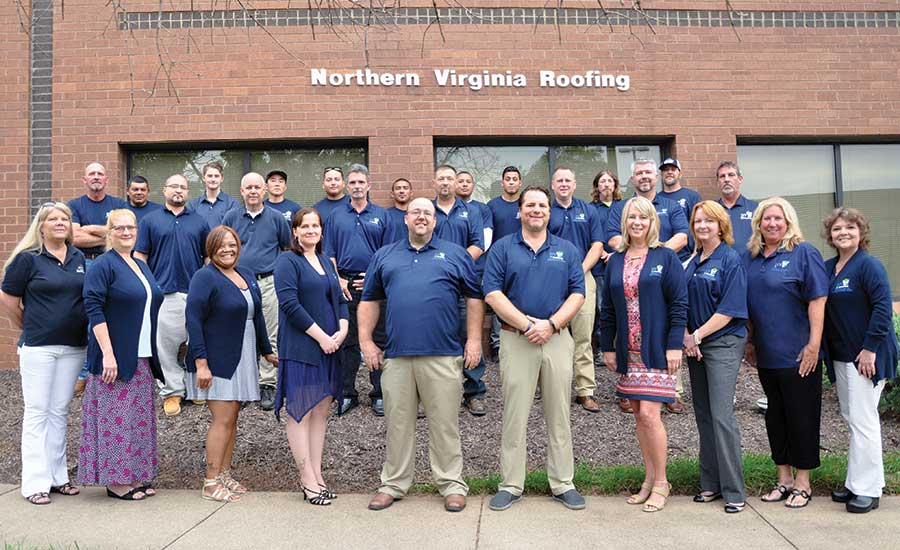 Northern Virginia Roofing Company, Inc.
