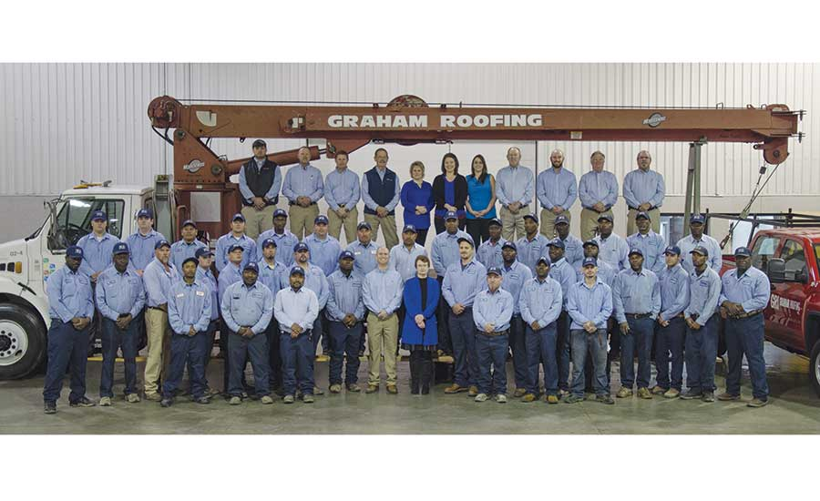 Graham Roofing Inc.