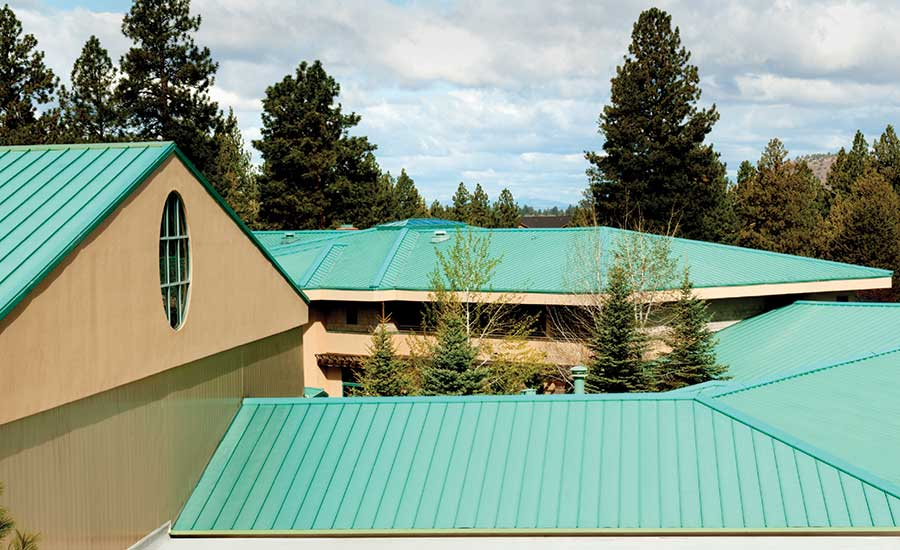 Sustainable Metal Roofing Grows in Popularity | 2017-10-05 | Roofing Contractor : lakefront roofing - memphite.com