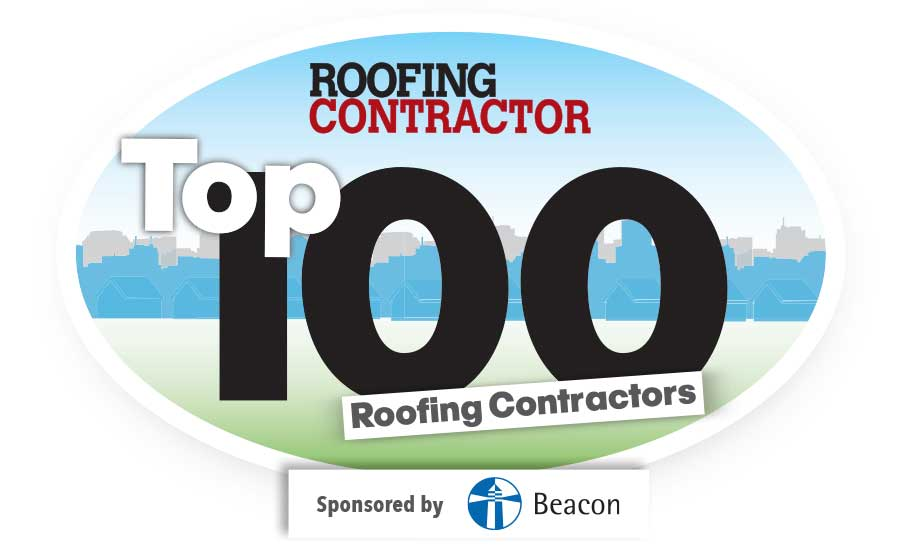 Top 100 Roofing Contractors List 2019