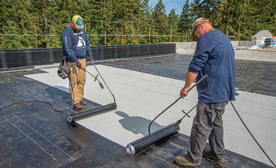 commercial roofing redding ca