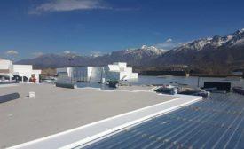elementary school rooftop