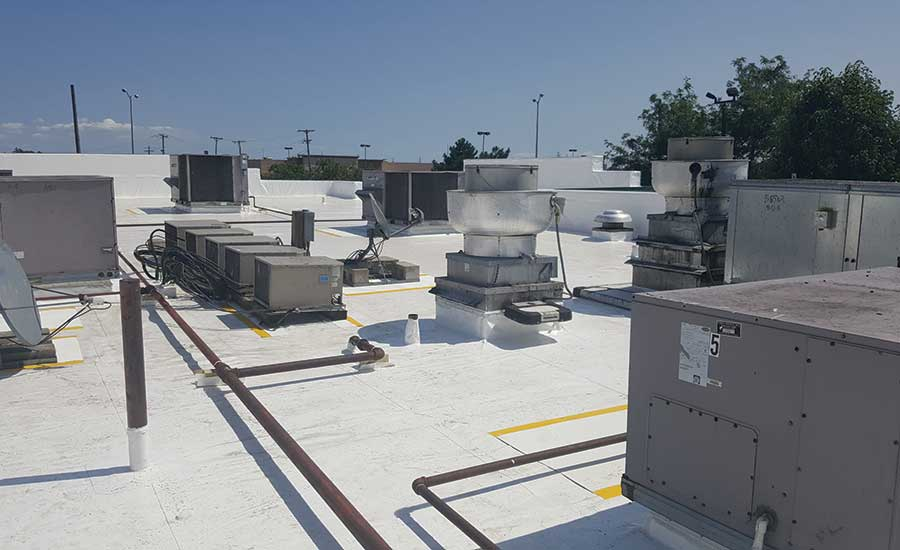 ROOF Management Commercial and Industrial Roofing