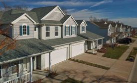 Storm Reroofing Project