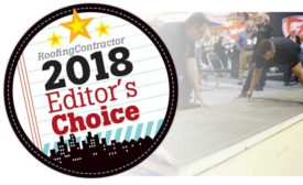 Roofing Contractor Editor's Choice products
