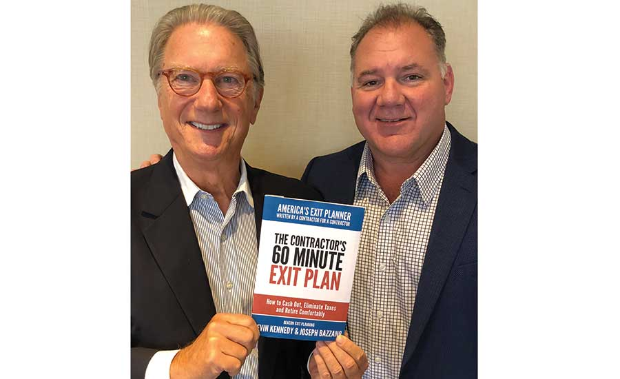 Roofing Exit Planning Book