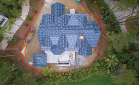 underlayments in roofing