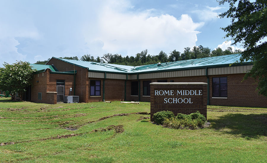 Rome Middle School