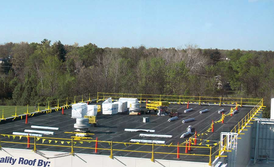 The Benefits Of Rooftop Warning Like Systems For Roofing